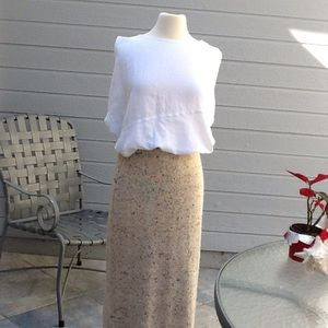MAXI SKIRT WITH EUROPEAN STYLING